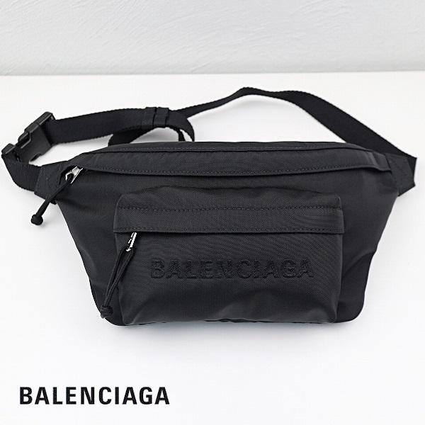 huge selection of c4928 7d283 【BALENCIAGA】バレンシアガ/ウィール ベルトパックS/ナイロン/ボディバッグ/ベルトパック